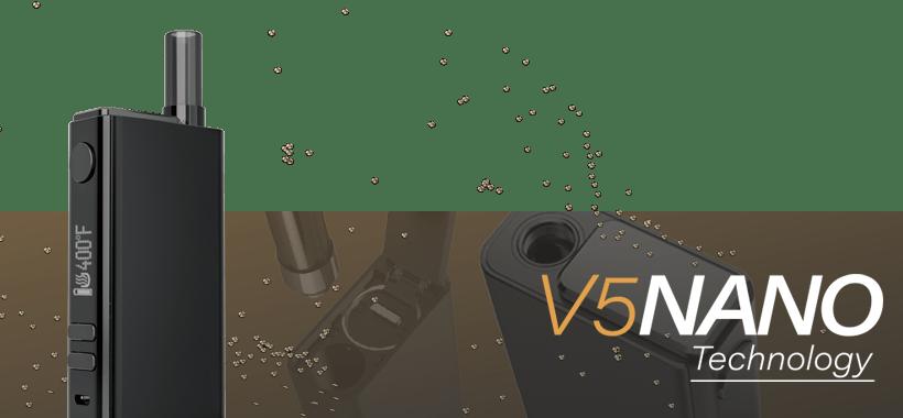 V5 nano vaporizer - ατμοποιητής flowermate