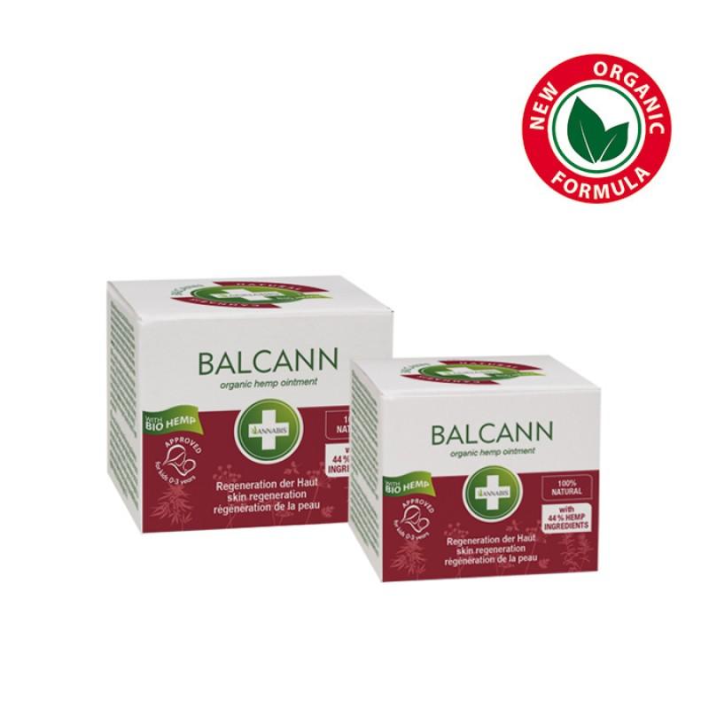 Balcann Organic - 50ml   KANNA+