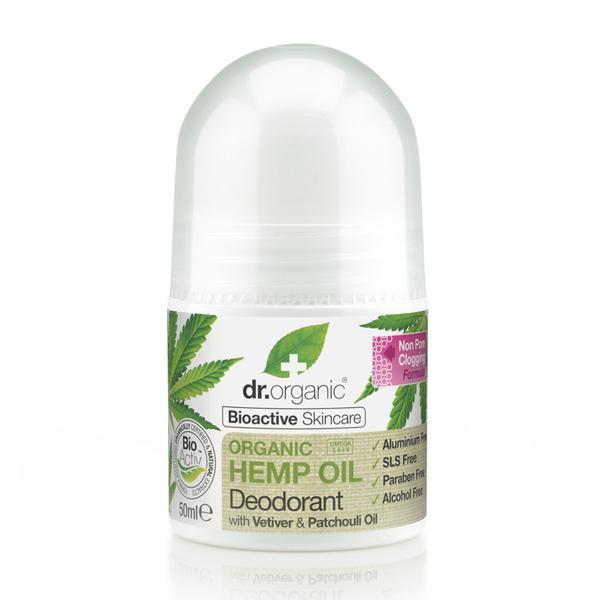 Dr. Organic - Hemp oil αποσμητικό