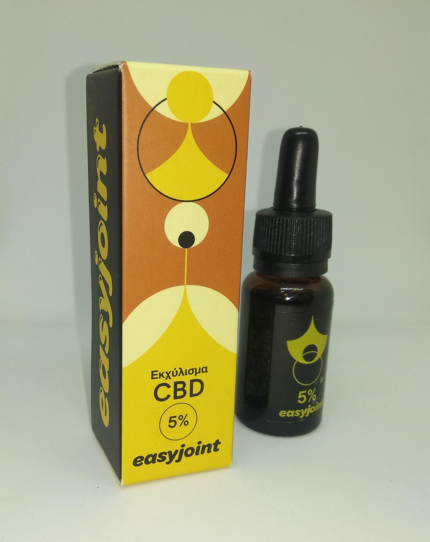Easyjoint CBD λάδι 5% -10ml