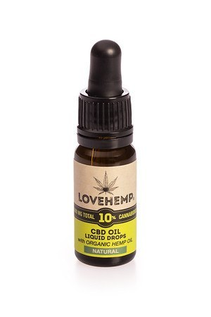 Lovehemp 10% cbd oil