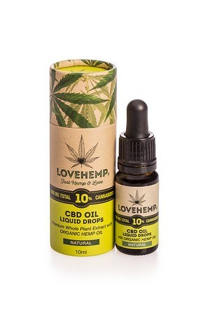 cbd hemp oil peppermint drops